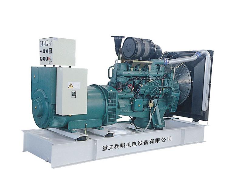 400kw沃尔沃发电机组