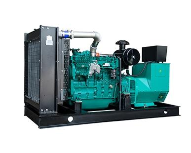 200KW上海乾能发电机组