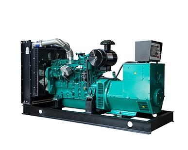250KW上海乾能柴油发电机