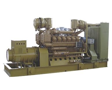 630kw济柴发电机组