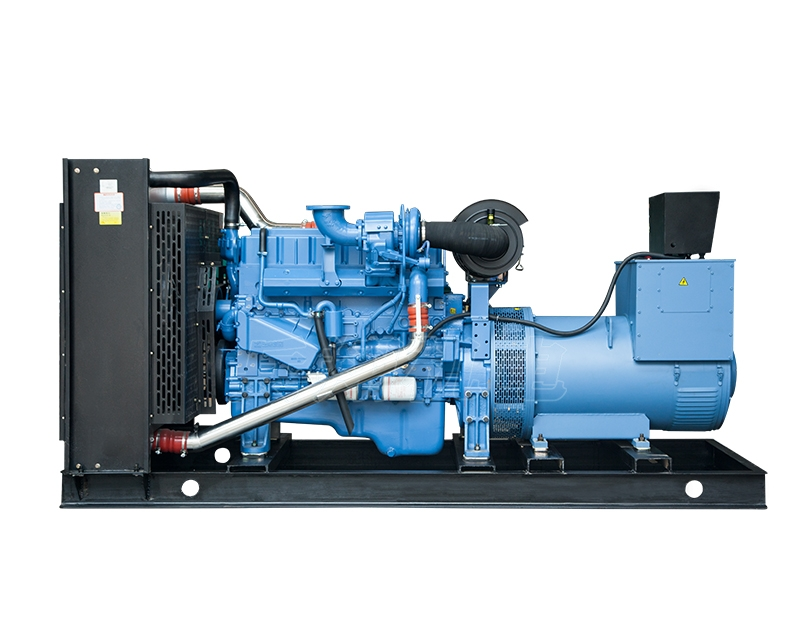 350KW玉柴发电机组