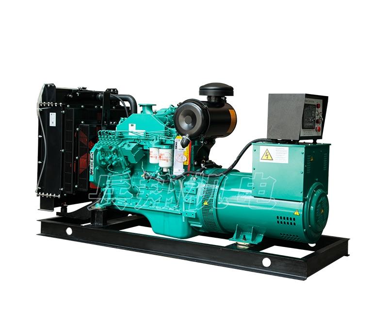 120KW东风康明斯发电机组