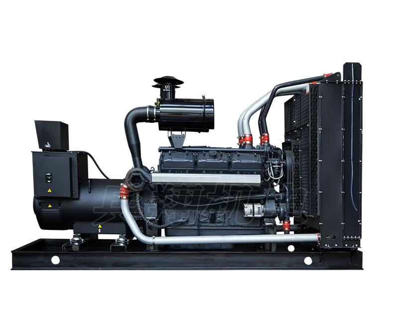 450KW上海乾能柴油发电机组