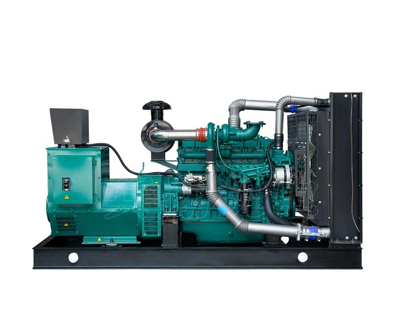 220KW上海乾能柴油发电机