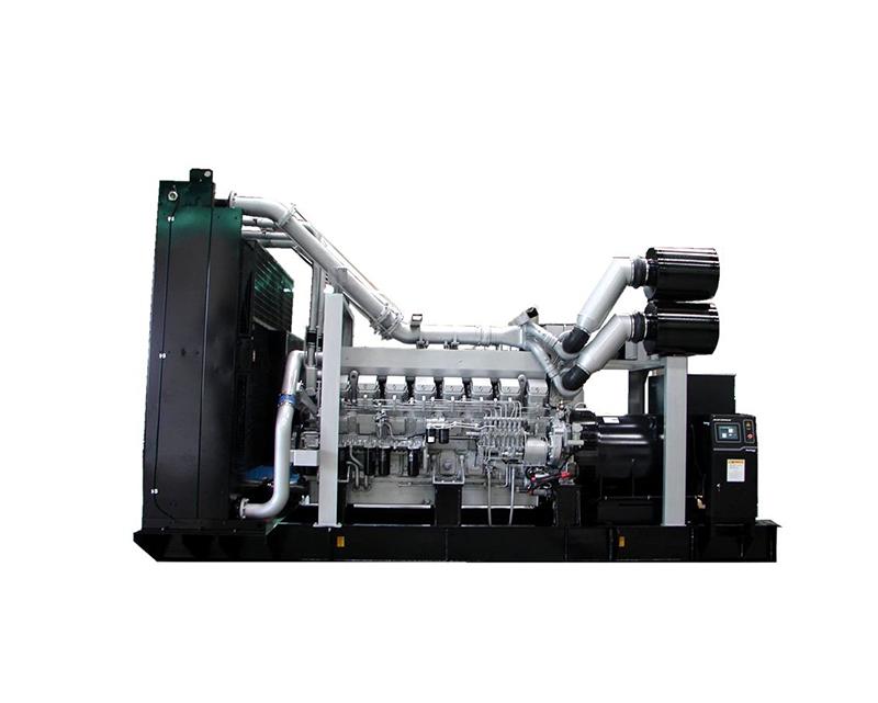 600kw上海菱重发电机组