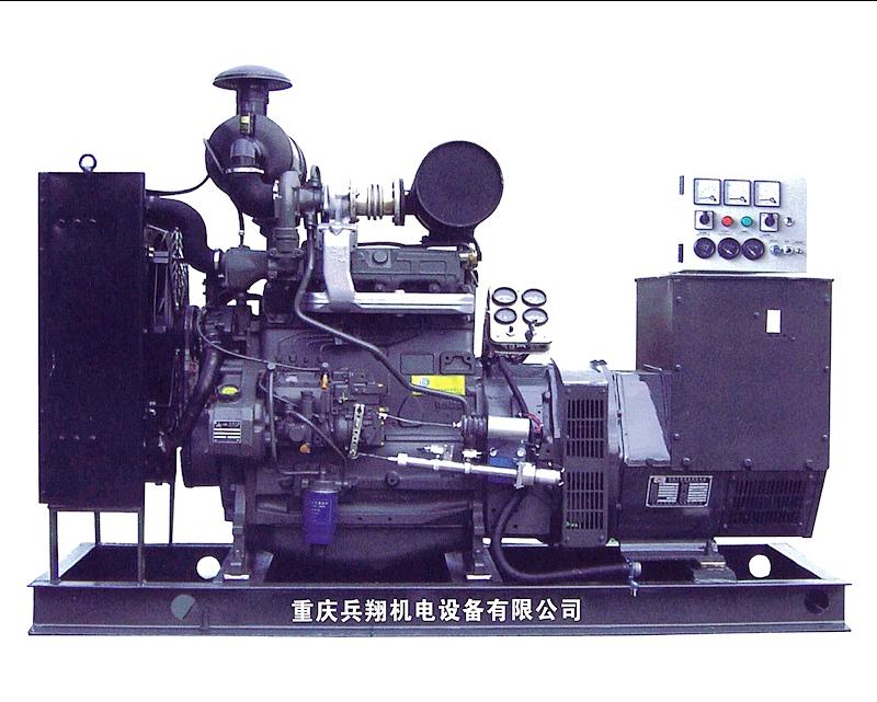 600kw道依茨发电机组