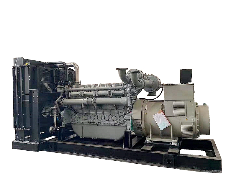 1500kw珀金斯发电机组